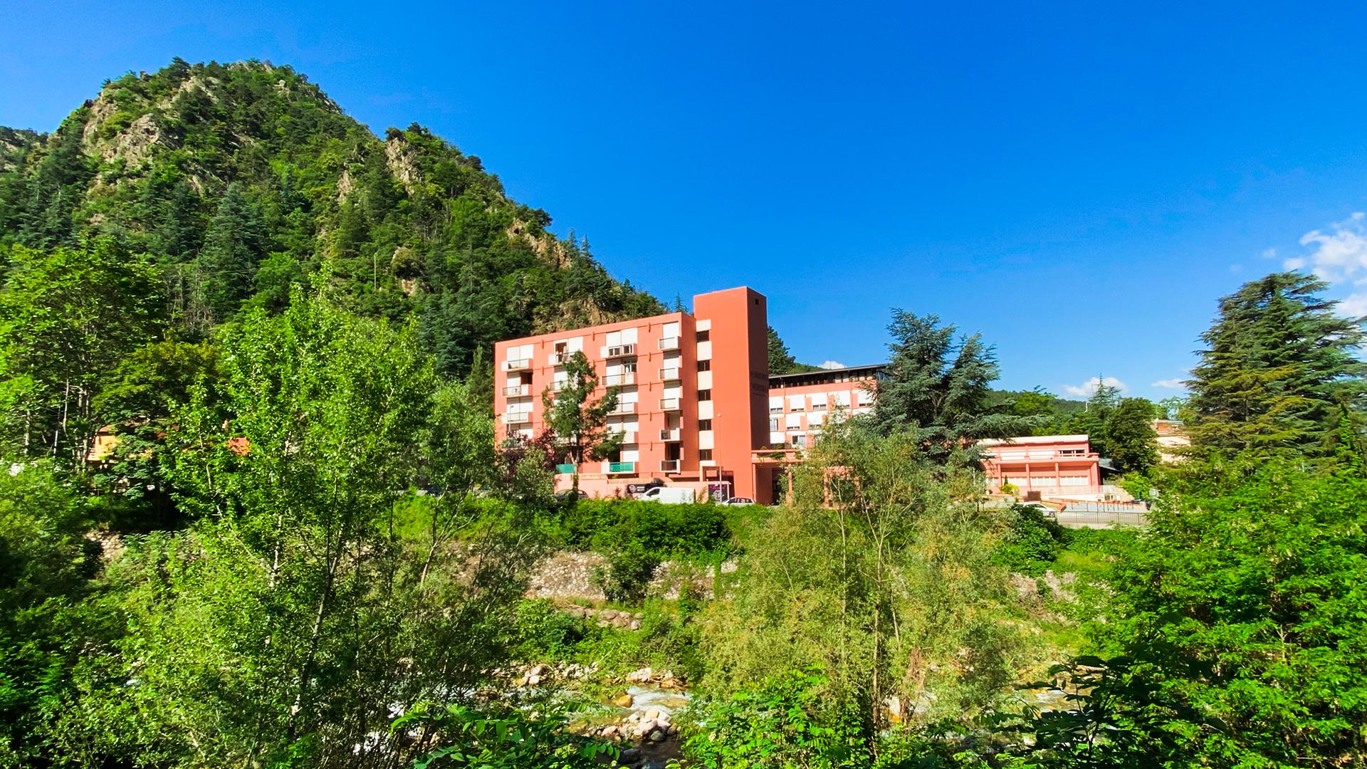 Location cure Vernet-les-Bains