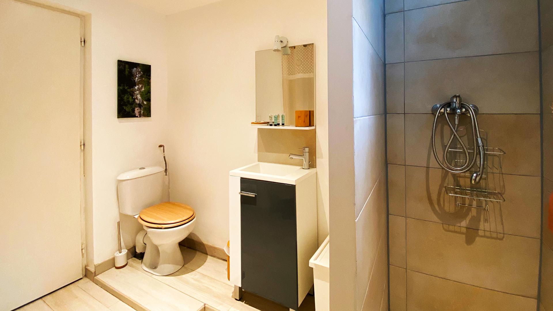 Location douche italienne Vernet-les-Bains